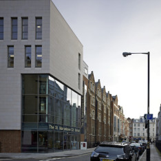 St Marylebone School